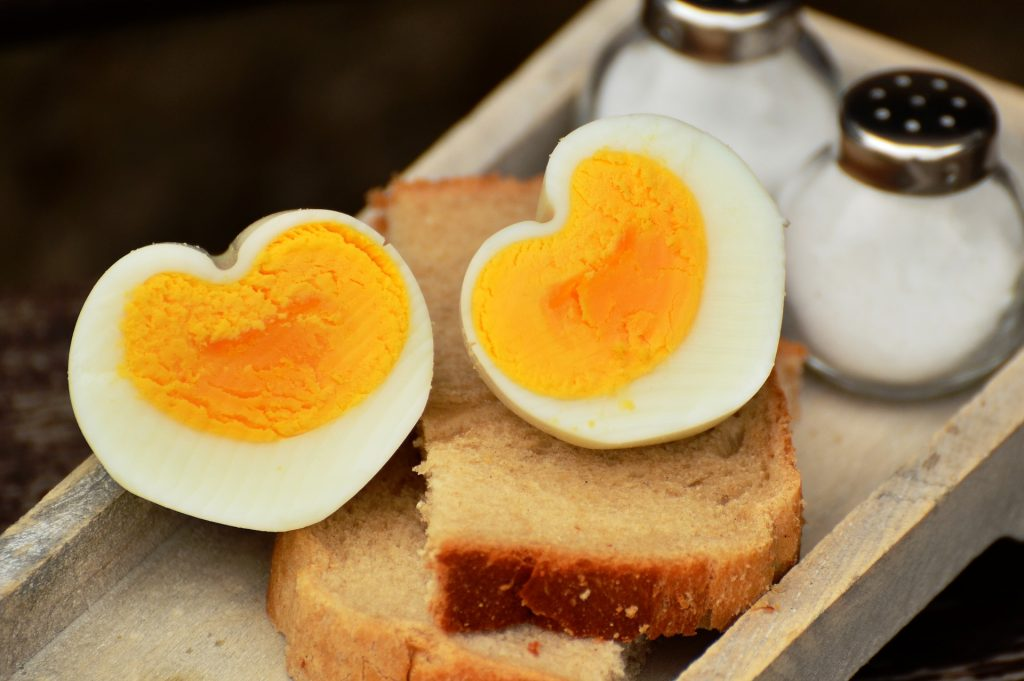 eggs and their effect on cholesterol