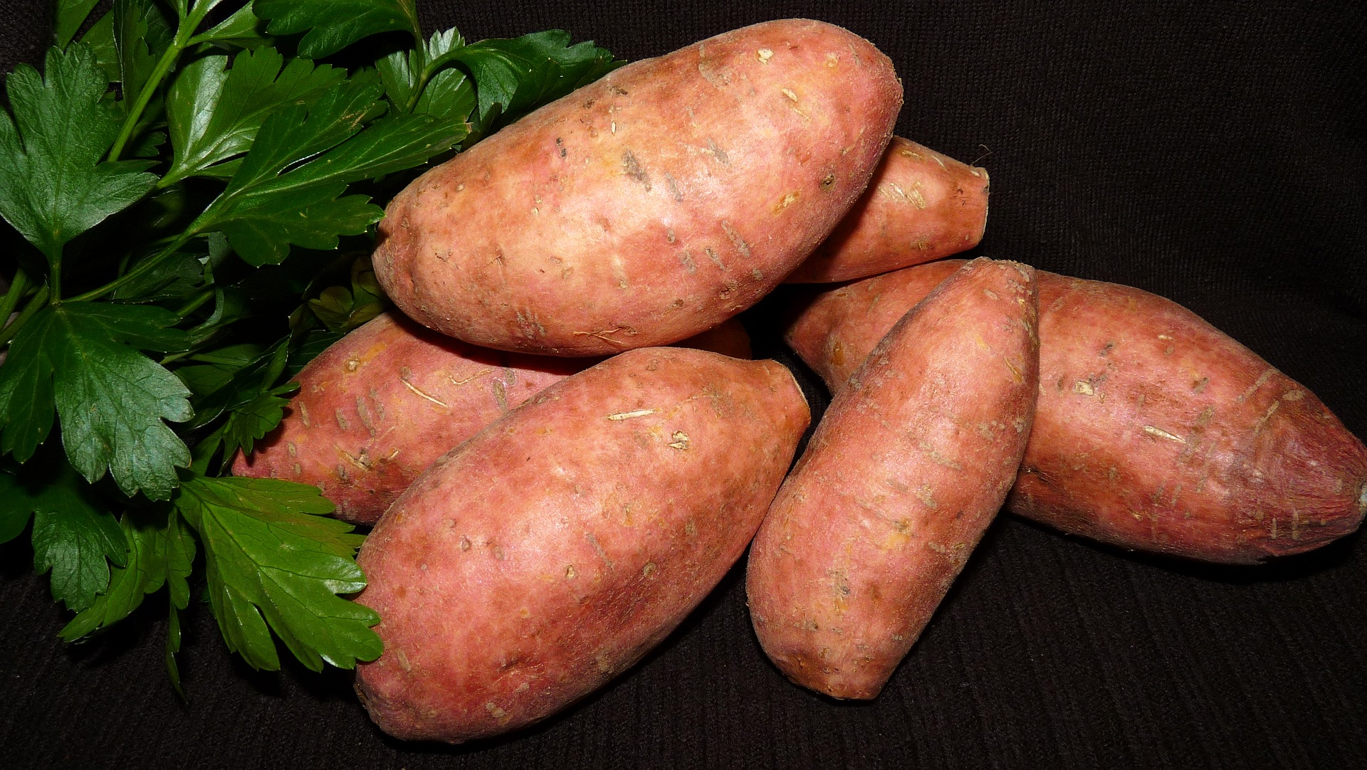 Sweet potatoes are part of a B12 diet.