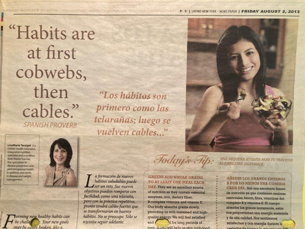 Latino New York article